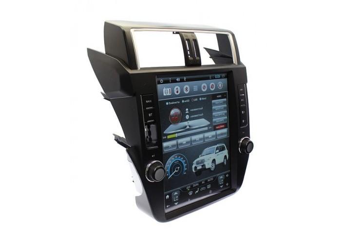 Штатное головное устройство CF-3091N TOYOTA LAND CRUISER PRADO 150 2014-2016