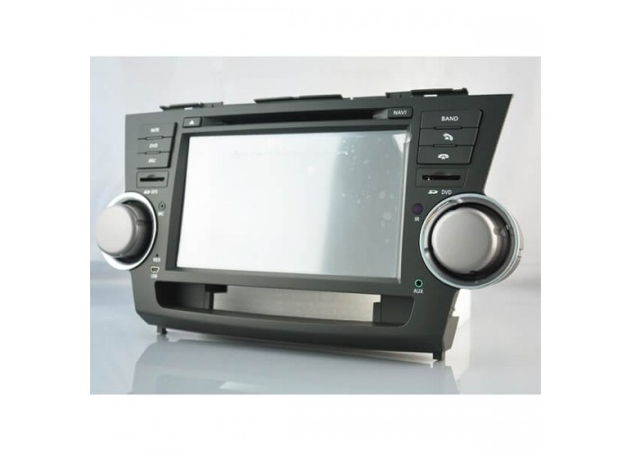 Штатная магнитола TOYOTA Highlander 2007-2012 SPS-7806