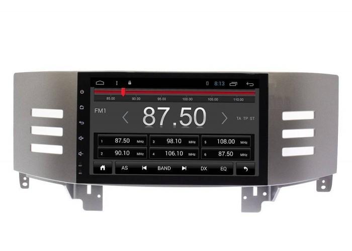 Штатное головное устройство TOYOTA Mark X 2004-2009 CF ANDROID