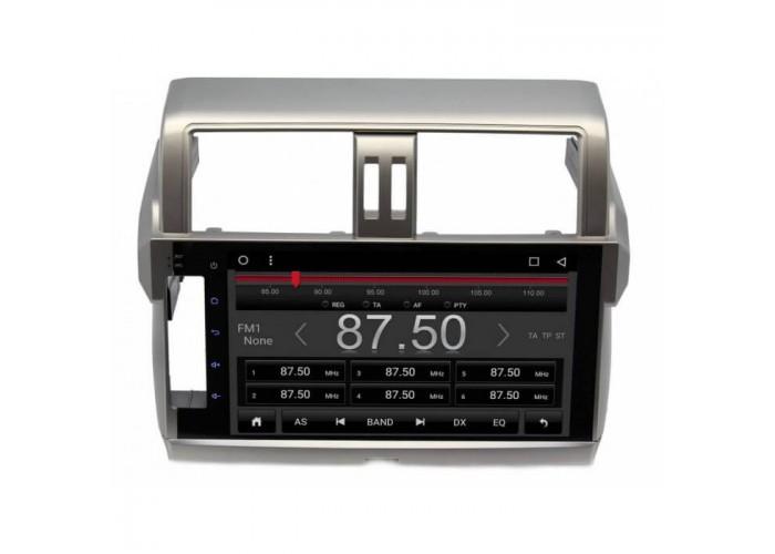 Штатная магнитола Toyota Prado 150 2014