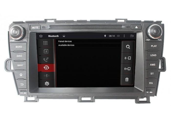 Штатная магнитола Toyota Prius 30 View Tech