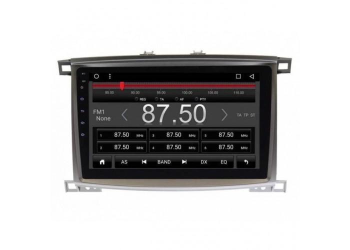 Штатное головное устройство CF TLC 100 2002-2007