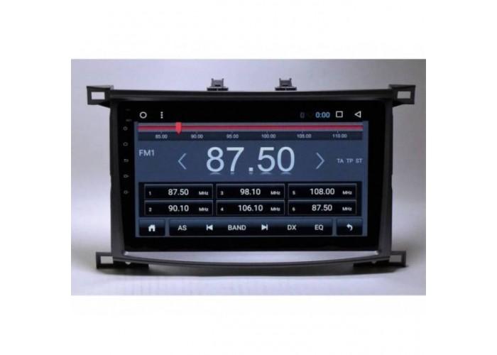 Штатная автомагнитола TLC 100 2002-2007