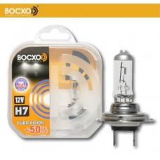 Галогенная лампа BOCXOD H7 EURO VISION