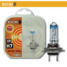 Галогенная лампа BOCXOD H7 SUPER NOVA