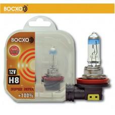 Галогенная лампа BOCXOD H8 SUPER NOVA