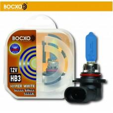 Галогенная лампа BOCXOD HB3 HYPER WHITE