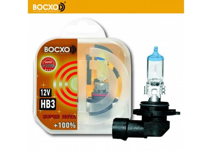Галогенная лампа BOCXOD HB3 SUPER NOVA