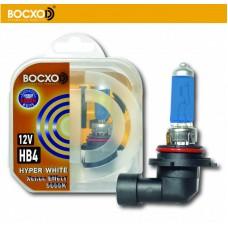 Галогенная лампа BOCXOD HB4 HYPER WHITE