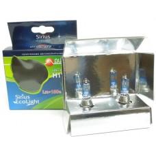 Галогенная лампа Диалуч H11 +100% Eco Light Sirius
