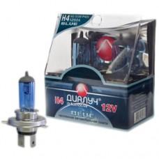 Галогенная лампа Диалуч H4 BLUE
