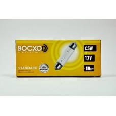 Автолампа BOCXOD С5W STANDARD - 28мм