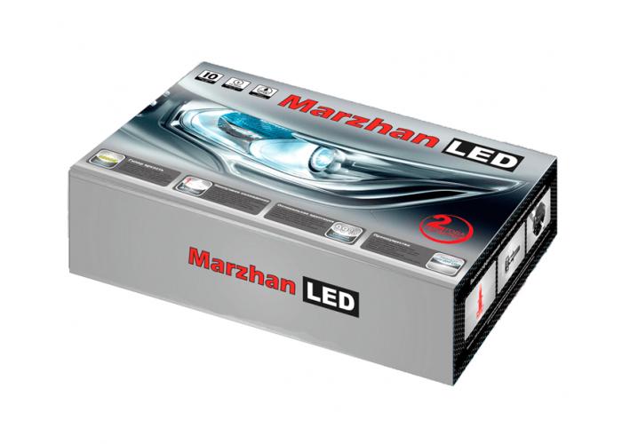 Светодиодные лампы Marzhan Led 9007