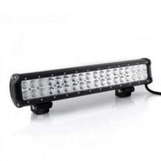 Двухрядная LED балка 108Вт (крепление снизу 43.5см)