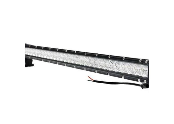 Однорядная светодиодная балка 150Вт (крепление по бокам 79см)