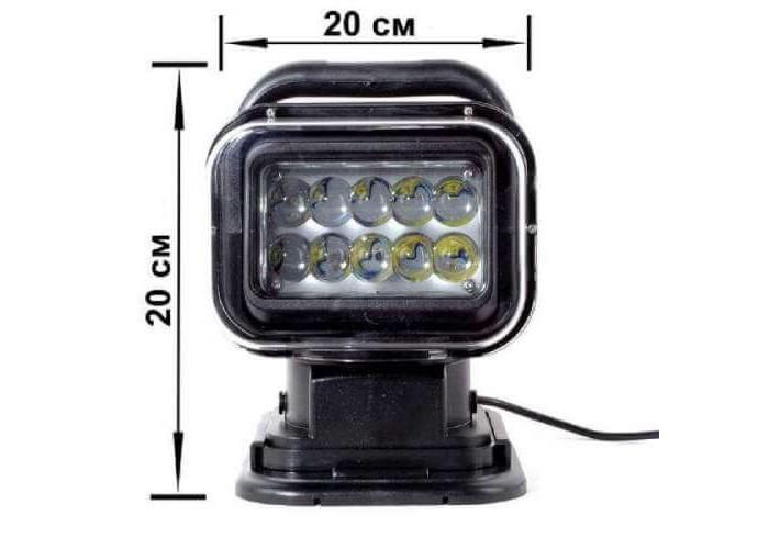 Светодиодная фара дальнего света Фара-искатель  LED-JL2009