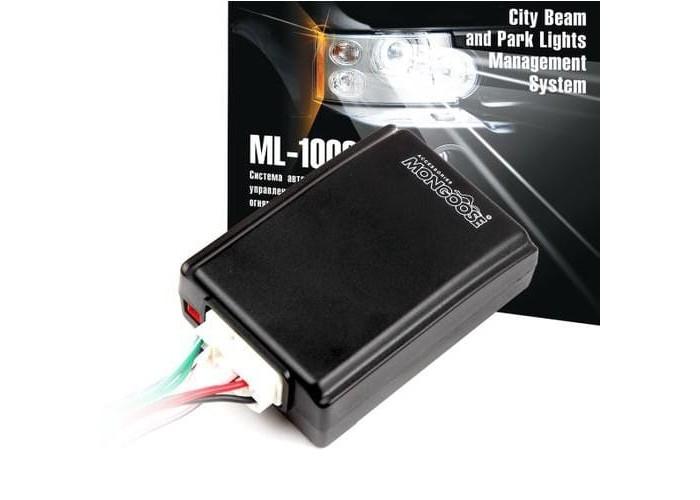 Датчик (блок) управления светом Mongoose ML1000