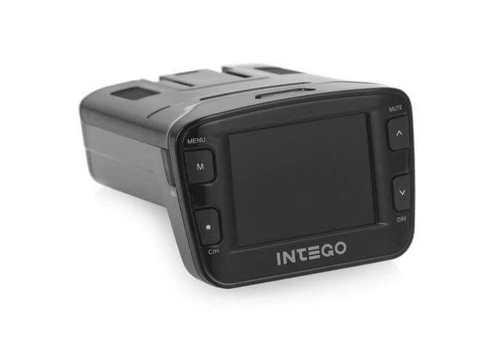 Радар/Регистратор Intego Condor