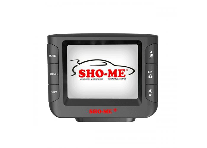 Радар/регистратор SHO-ME Combo Wombat
