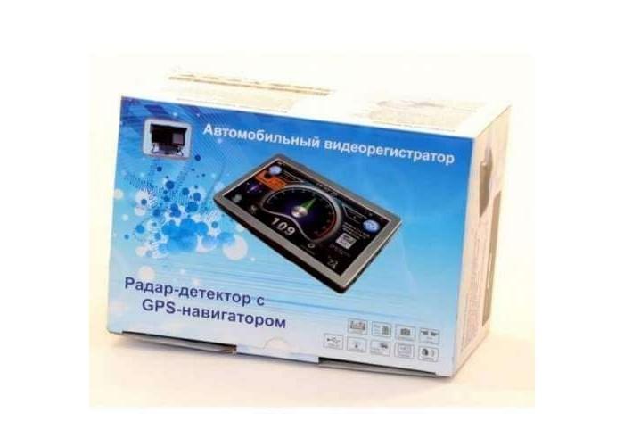 Радар/Регистратор  SUBINI STR GR4 GPS