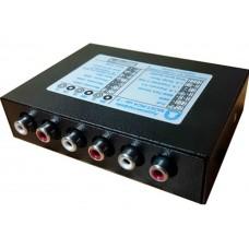 Адаптер интерфейс ТРИОМА MOST-RCA 3.0