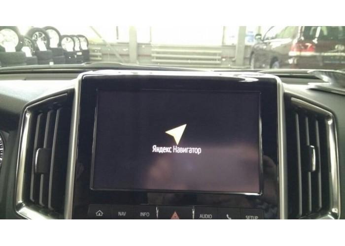 Мультимедийный навигационный блок для Toyota Lexus Navitouch NT 3355