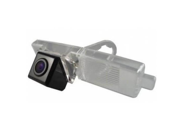 Камера заднего вида для Toyota Highlander