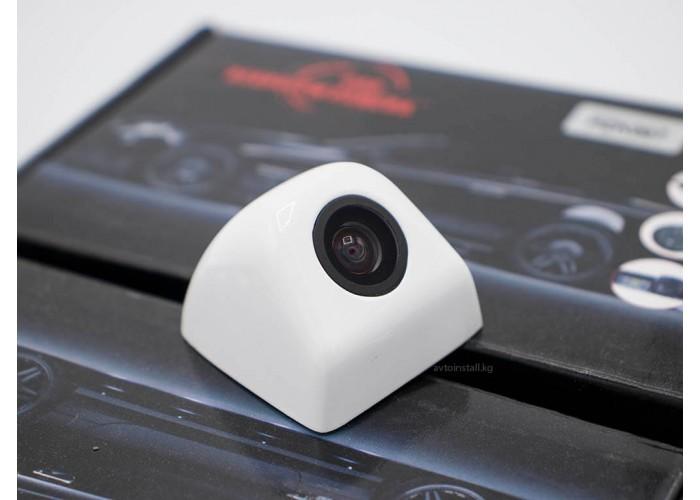 Камера заднего вида PZK007 белая