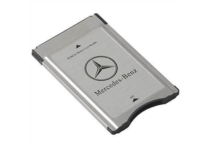 PCMCIA MEDIA Card Reader адаптер для Mercedes-Benz