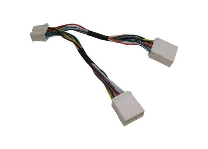 MP3 USB адаптер DMC 9088 TOYOTA SMALL Разъем 6+6