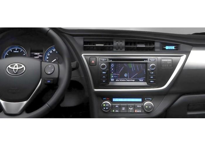 Навигационный блок для Toyota Navitouch NT3025