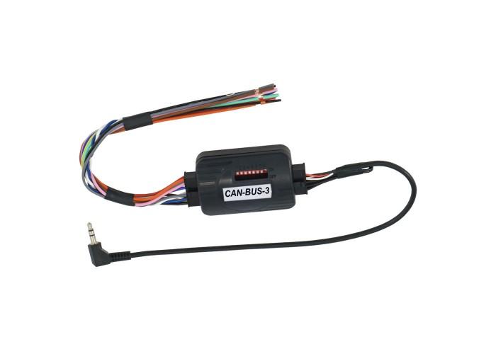 Адаптер руля INCAR CAN-BUS-3 PS/CAN-Pioneer/Sony