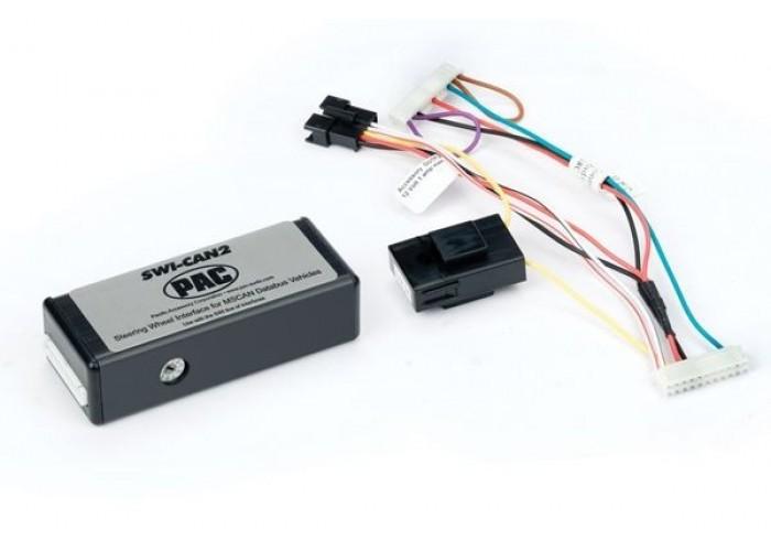 Адаптер для подключения мультируля PAC SWI-CAN2