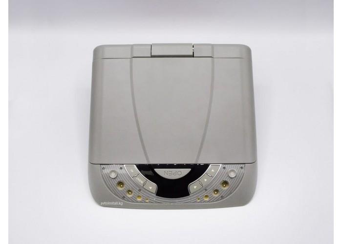 Монитор потолочный 10 серый без DVD