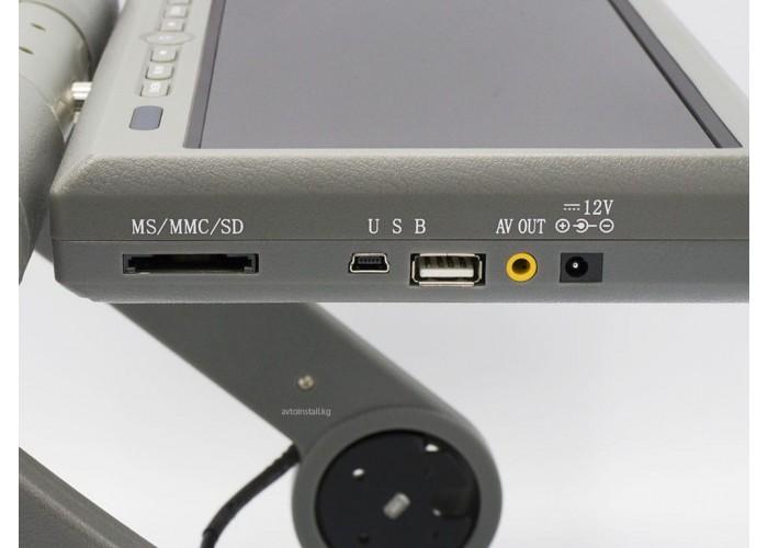 Монитор на подлокотник 8.5 серый