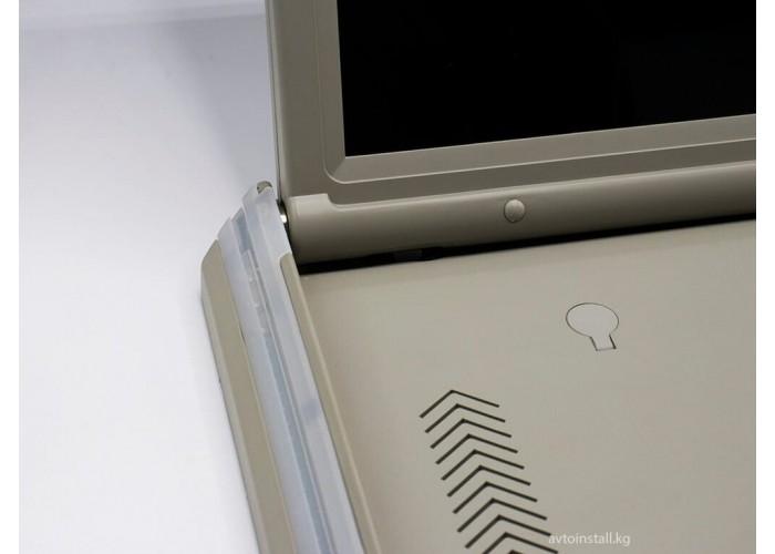 Монитор потолочный ViewTech 17.3 серый с MP5