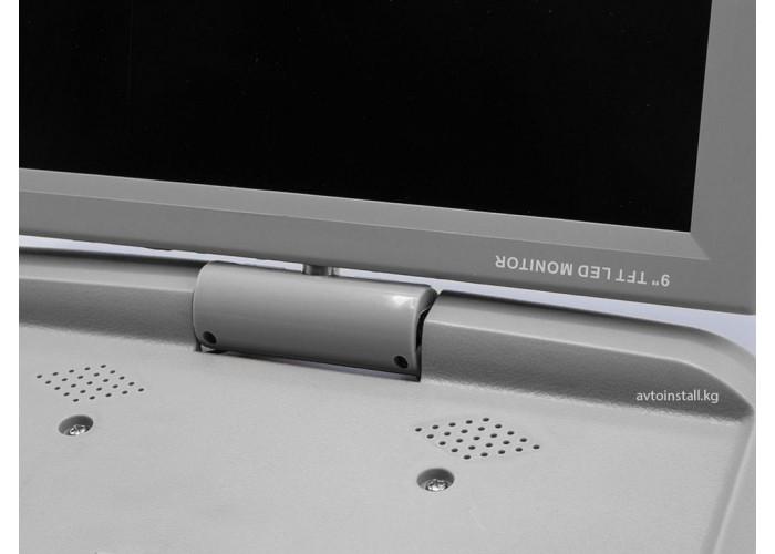 Монитор потолочный ViewTech 9 Серый 2 видеовхода