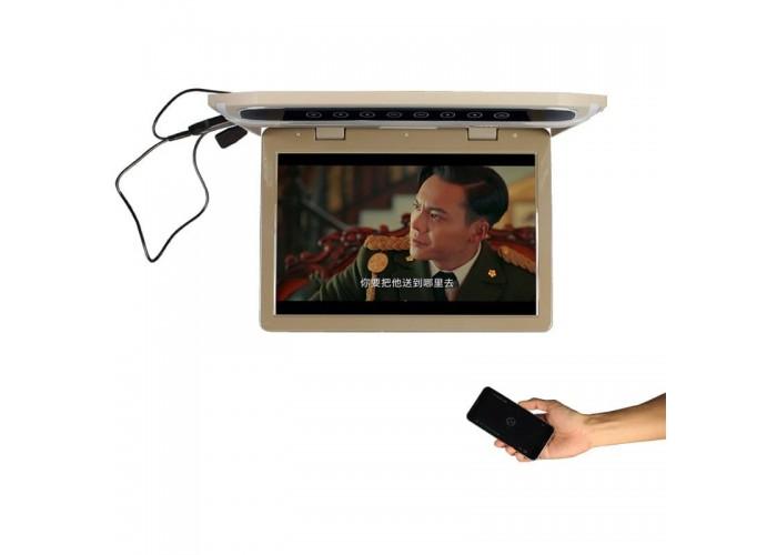 Монитор потолочный ViewTech 10.2 бежевый с MP5