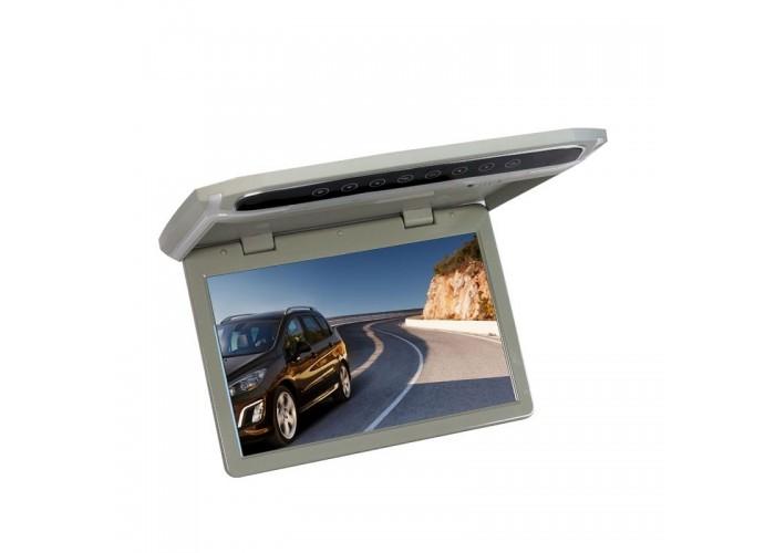 Монитор потолочный ViewTech 10.2 серый с MP5
