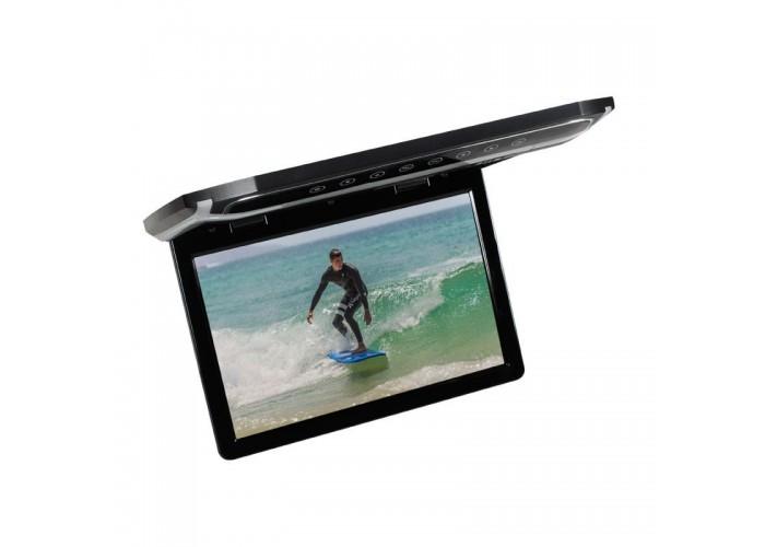 Монитор потолочный ViewTech 10.2 черный с MP5