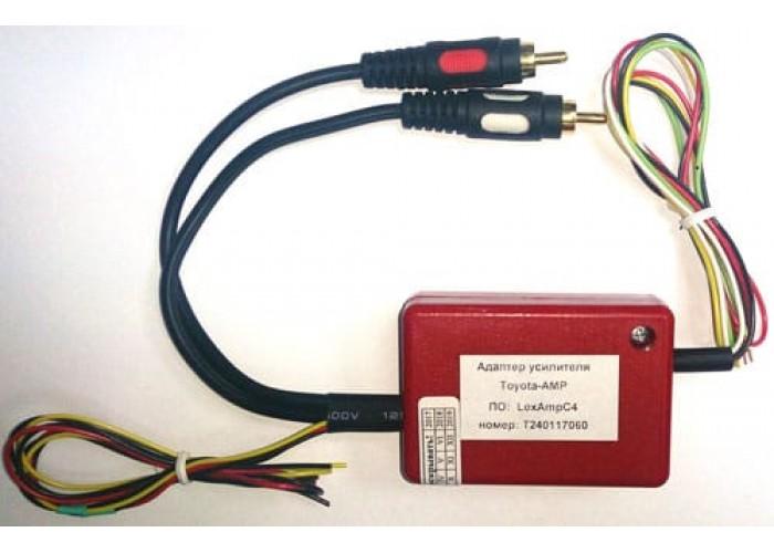 Контроллер усилителя ТРИОМА TOYOTA-AMP