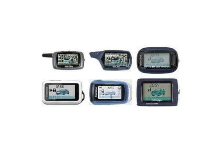 Брелок для автосигнализации StarLine A93/E90/A94
