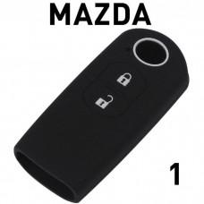 Чехол для ключа MAZDA силикон