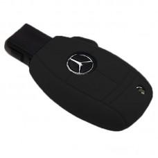 Чехол для ключа Mercedes-Benz силикон