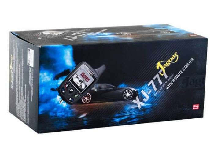 Автосигнализация JAGUAR XJ777