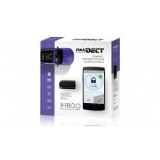 Микро автосигнализация Pandect X-1800