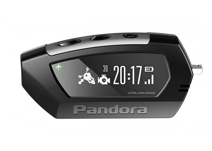 Мотосигнализация Pandora MOTO (model DX 42)