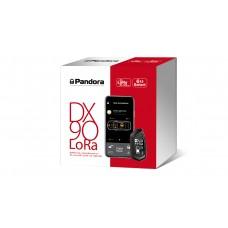 Автосигнализация Pandora DX 90Lora