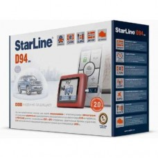 Автосигнализация  StarLine D94 4x4 GSM/GPS