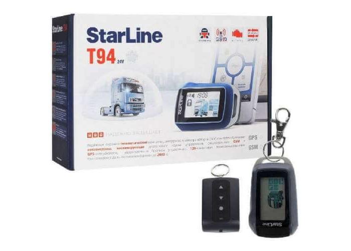Автосигнализация StarLine T94 2 CAN